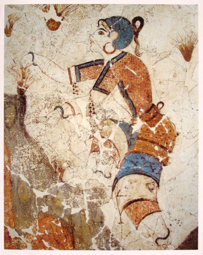 Fresco Aktrotiri Griekenland