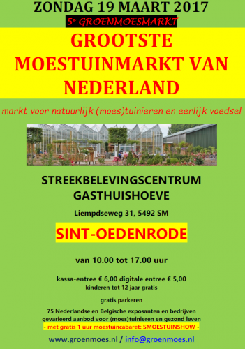 Groenmoesmarkt @ Gasthuishoeve | Sint-Oedenrode | Noord-Brabant | Nederland