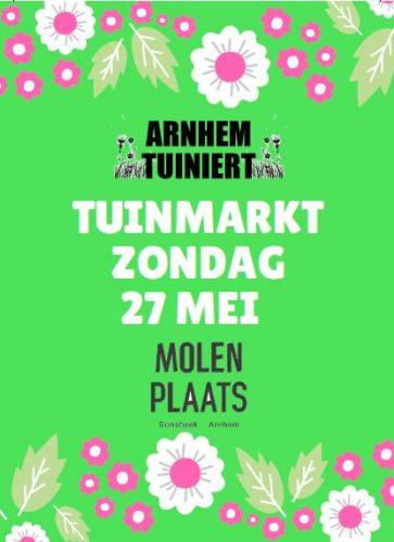 Arnhem tuiniert - Tuinmarkt @ Molenplaats Sonsbeek  | Arnhem | Gelderland | Nederland