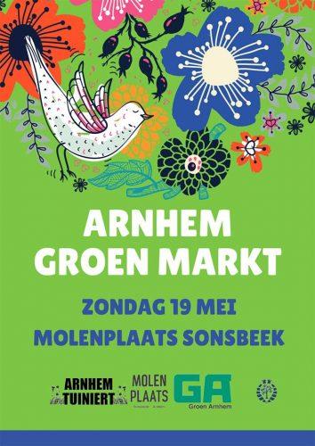 Arnhem Groen Markt @ Molenplaats Sonsbeek